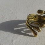 ring, bronze, burkina 2013