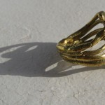 ring, bronze, burkina 2013