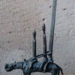 bronze patiné, 2008