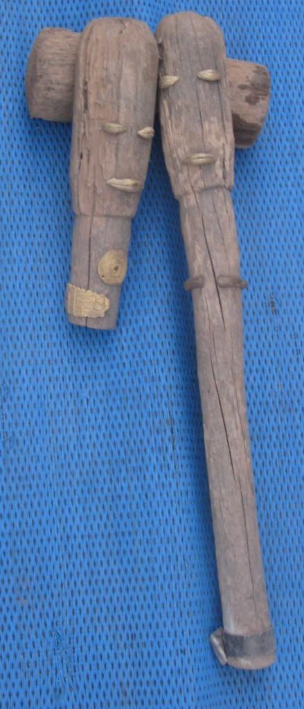 bois et bronze, 2009