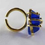Ronda's blue ring