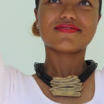 Sidi necklace languette Burkina 2015 4 L