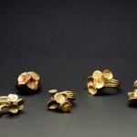magic mushroom, bronze, 2011