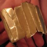 languette moyen, bronze, 2006, adopté