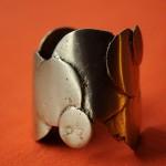 pastilles, bronze, 2006
