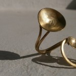 ring, Planets, constellation, brass, 2013