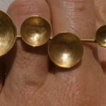 ring, Planets, galaxy, brass, 2013