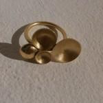 ring, Planets, Nebula, brass, 2013